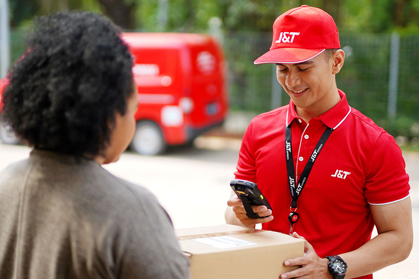 J&T Express Lancarkan Pengiriman 8 Juta Paket di Tanggal Cantik 10.10