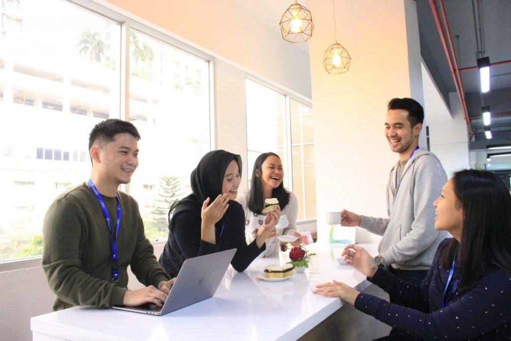 Amar Bank Pertahankan Budaya Kerja Ala Startup