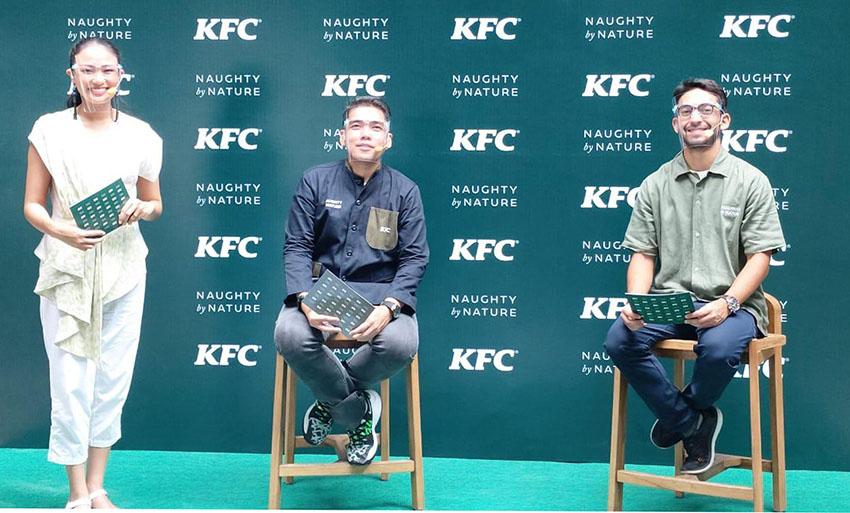 KFC Indonesia Hadirkan Restoran Lifestyle-dining dan Salad Bar