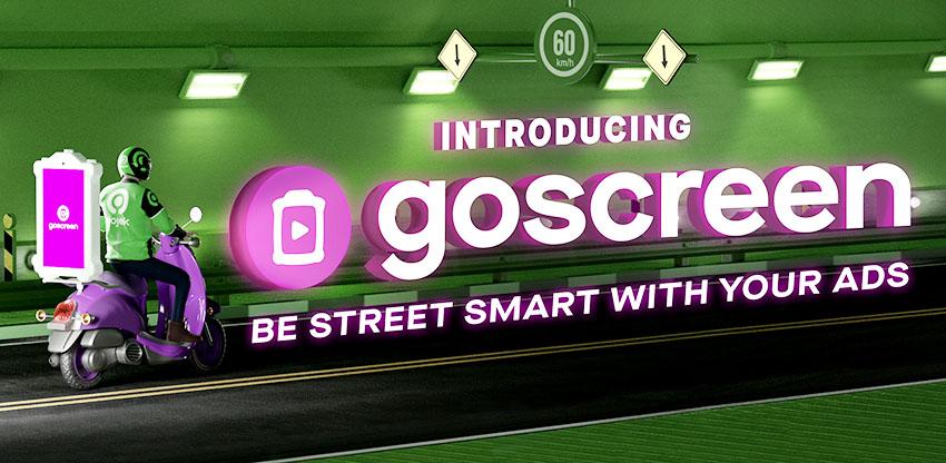 Gojek Luncurkan GoScreen