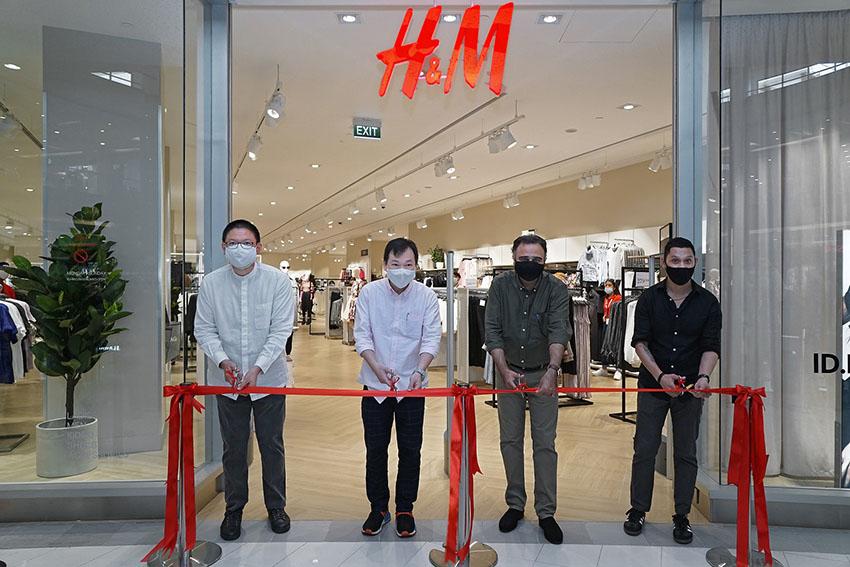 H&M Buka Gerai Ke-46 di Indonesia
