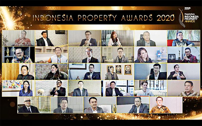Inilah Pemenang PropertyGuru Indonesia Property Awards ke-6