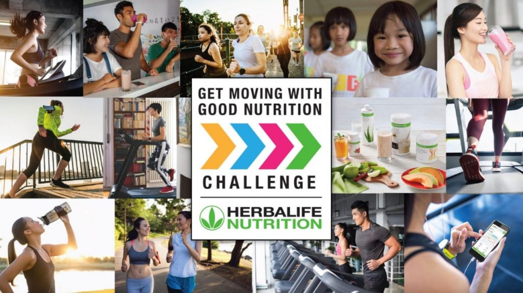 Kampanyekan Get Moving With Good Nutrition, Herbalife Nutrition Gelar Virtual Run