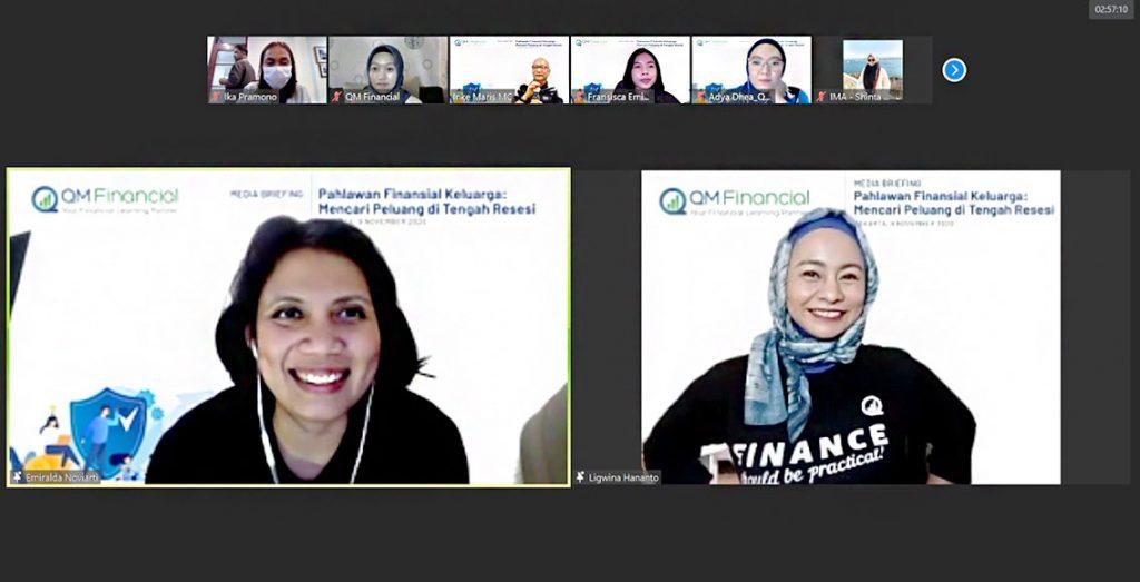QM Financial Ajak Masyarakat Jadi Pahlawan Finansial Keluarga
