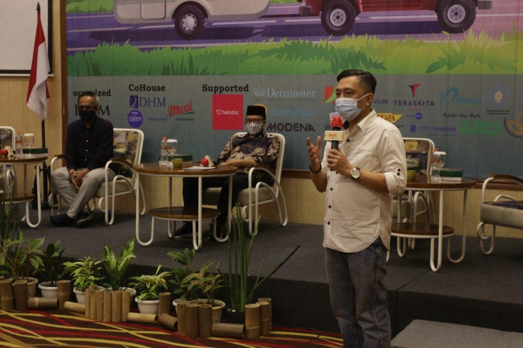 Awak Media Dukung Pertumbuhan Industri Perhotelan dan Pariwisata Daerah