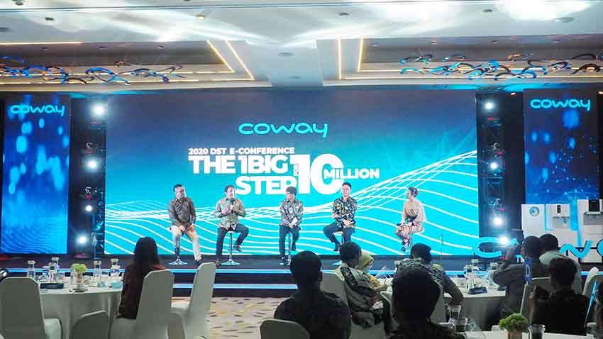 Strategi Coway Indonesia Menuju 10 Juta Penjualan