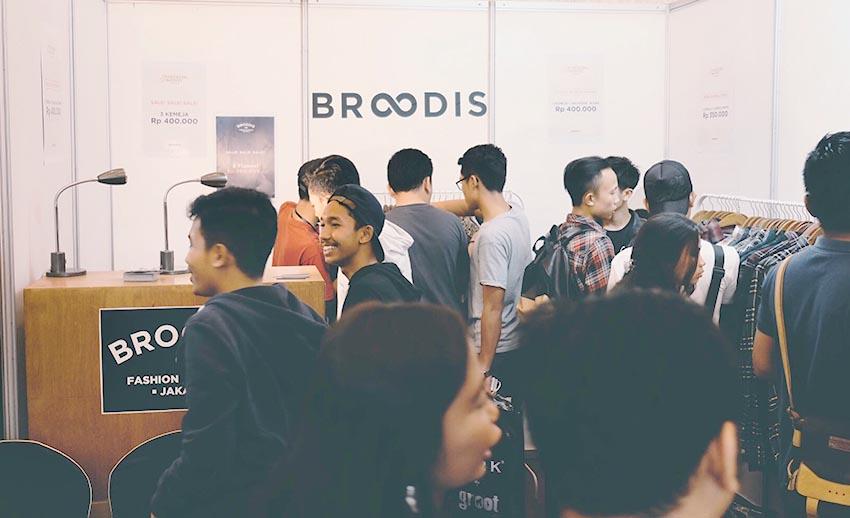 Sukses dengan Strategi Digital, Broodis Berikan Pengalaman Belanja Terbaik bagi Customer
