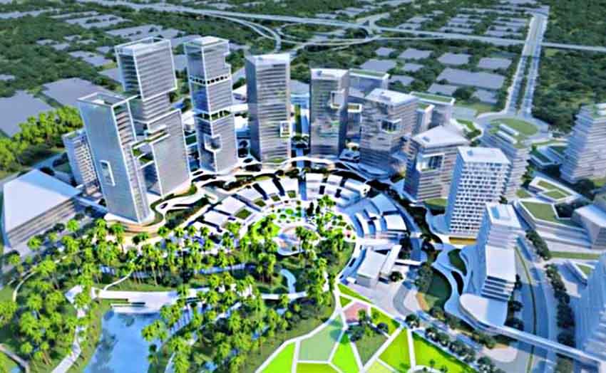 Subang Smartpolitan, Kawasan Terintegrasi Berkonsep Smart & Sustainable City