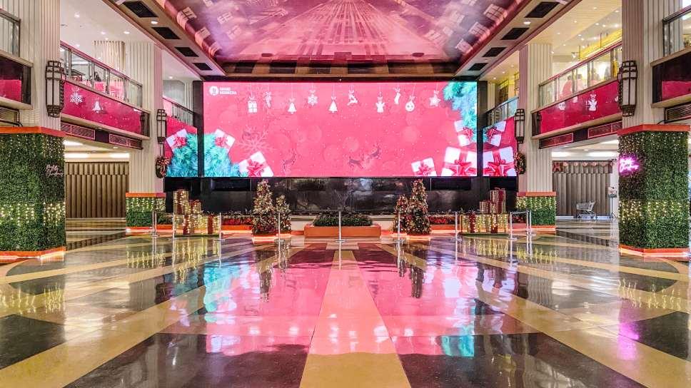 RayakanNatalsecaraVirtual, Inilah Rangkaian Acara Menarik di Grand Indonesia