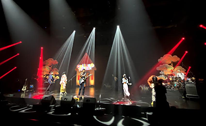IM3 Ooredoo Gelar Collabonation Trilogy Concert #Temukan2021mu