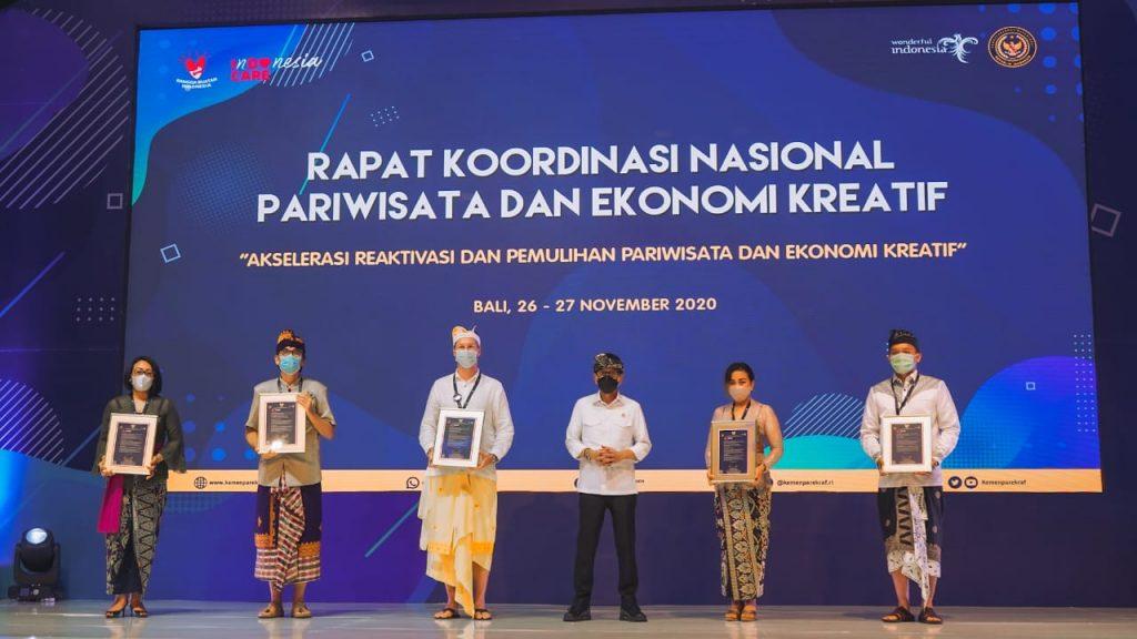 Konsisten Terapkan Protokol Kesehatan, ITDC Melalui The Nusa Dua Raih Sertifikat CHSE Dari Kemenparekraf