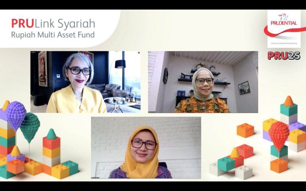 Prudential Indonesia Luncurkan PRULink Syariah Rupiah Multi Asset Fund