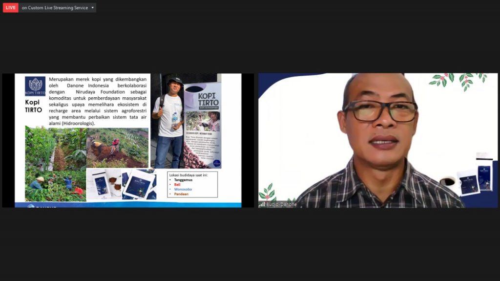 Kopi Tirto, Secangkir Kopi Konservasi Untuk Keberlanjutan Lingkungan