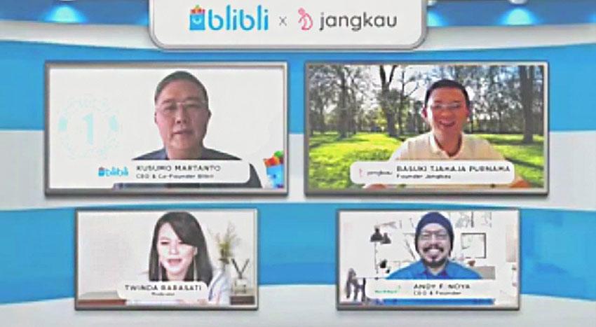 Dorong Transformasi Digital, Blibli Hadirkan Layanan Pengadaan Barang