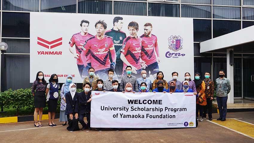Yamaoka Scholarship Foundation Lanjutkan Kerjasama dengan IPB dan Unsada