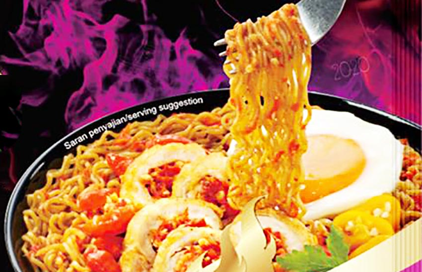 GAGA 100 Extra Pedas, Sensasi Enak dan Unik untuk Pecinta Rasa Pedas