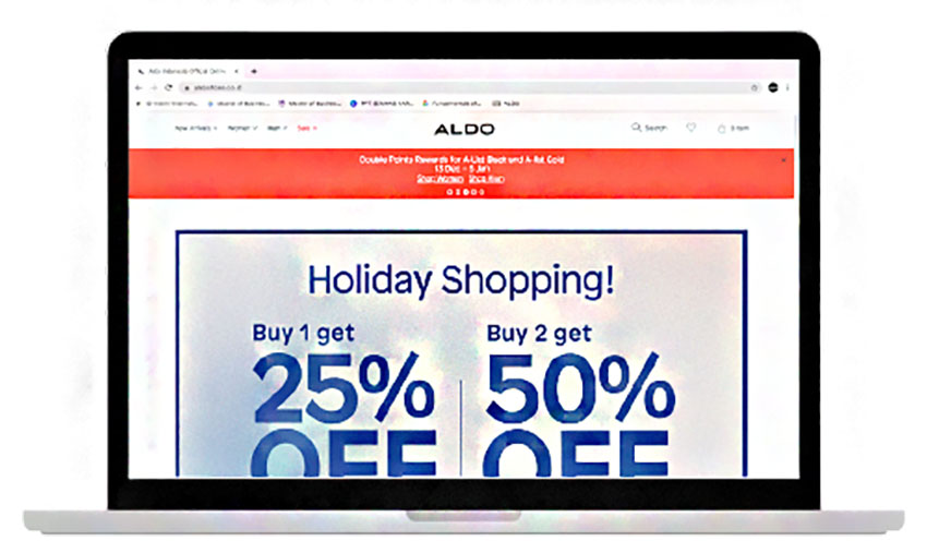 Manjakan Pecinta Fashion, Aldo Shoes Indonesia Rilis Website www.aldoshoes.co.id