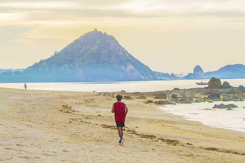 The Nusa Dua dan The Mandalika Sambut Wisatawan Dengan Protokol Kesehatan saat Libur Nataru