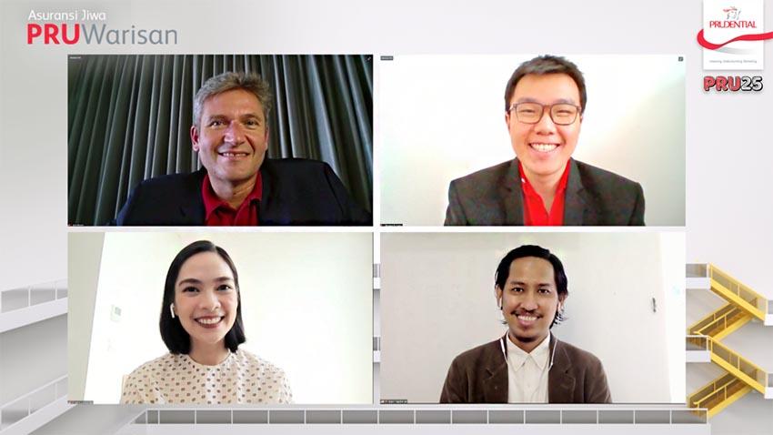 Rilis PRUWarisan, Prudential Indonesia Ajak Masyarakat Miliki Harta Warisan
