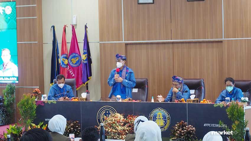 Diproyeksikan Jadi Center of Excellent, Poltekpar Lombok Siap Ciptakan SDM Pariwisata Unggul