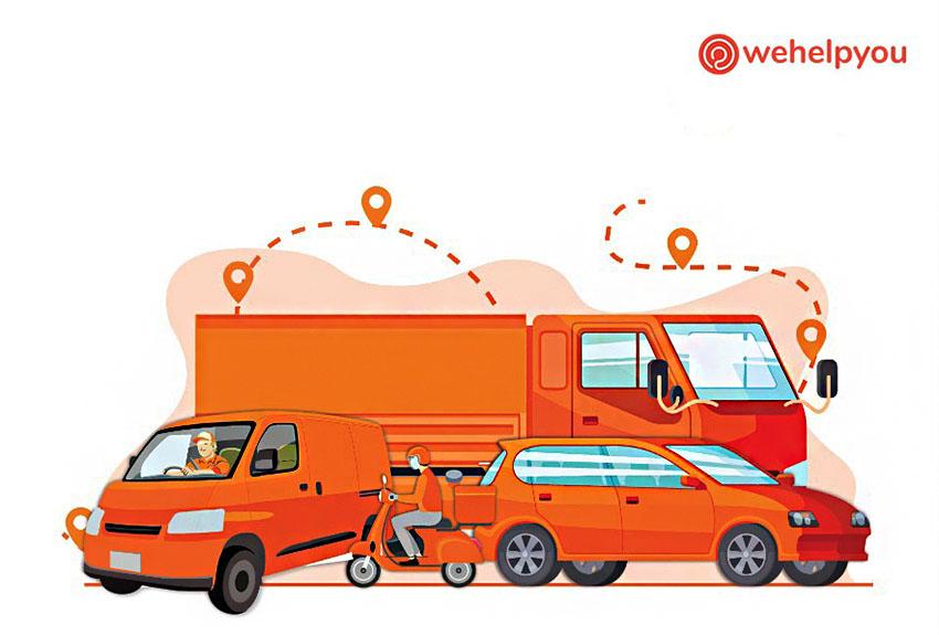 #AwalBaru Help Delivery Bertransformasi Menjadi Wehelpyou