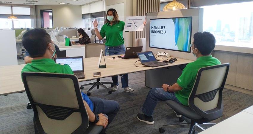 Lengkapi Kebutuhan Nasabah dan Tenaga Pemasar, Manulife Indonesia Hadirkan e-Policy dan MiRecruit