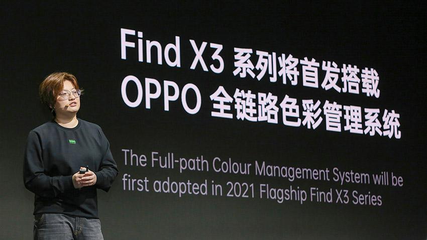 OPPO Find X3 Series Lanjutkan Perjalanan Miliaran Warna