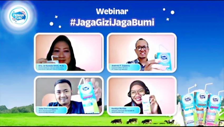 Kampanyekan #JagaGiziJagaBumi, FFI Libatkan Generasi Muda Selamatkan 10 Ton Limbah Plastik