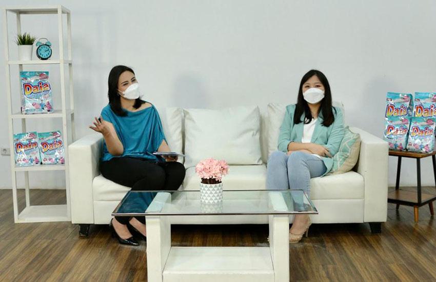 Wings Care Perkenalkan DAIA Clean & Fresh Hijab