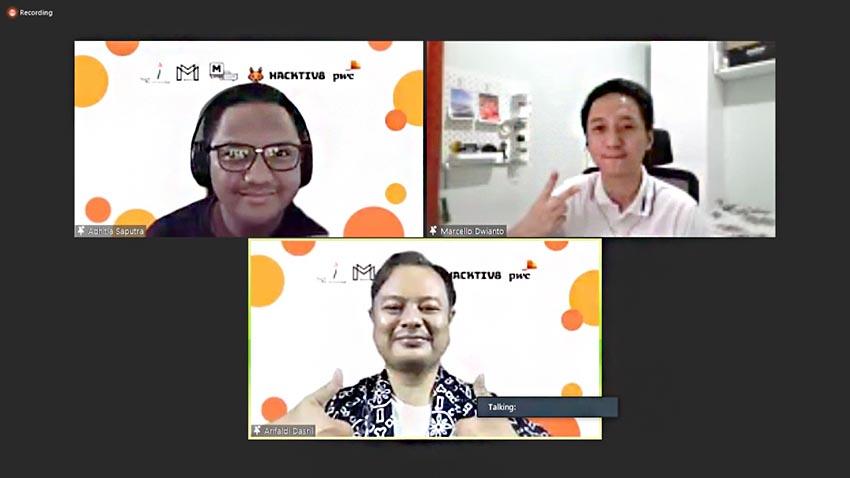 Yayasan Dian Sastrowardoyo dan Magnifique Kembali Gelar Webinar M-Class