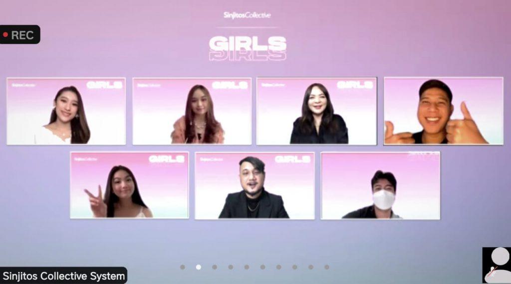 Sinjitos Collective Gelar Audisi Digital Satu Anggota Terakhir Girlband 'GIRLS GIRLS'
