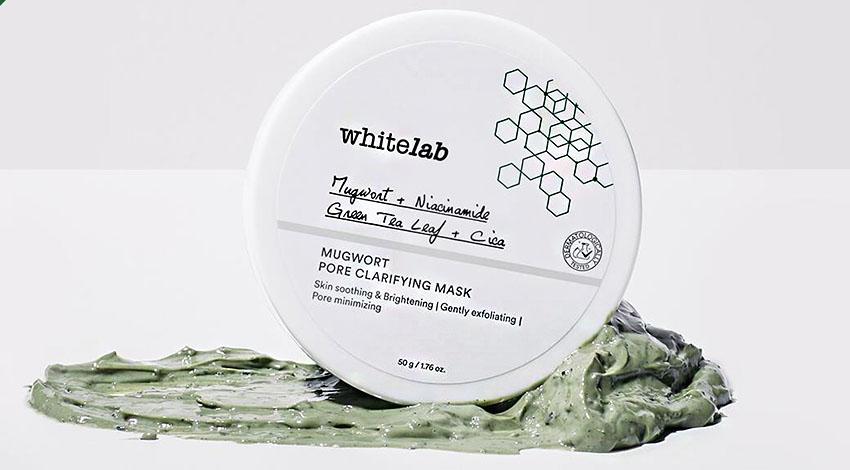 Whitelab Hadirkan Masker Mugwort yang Viral di Korea
