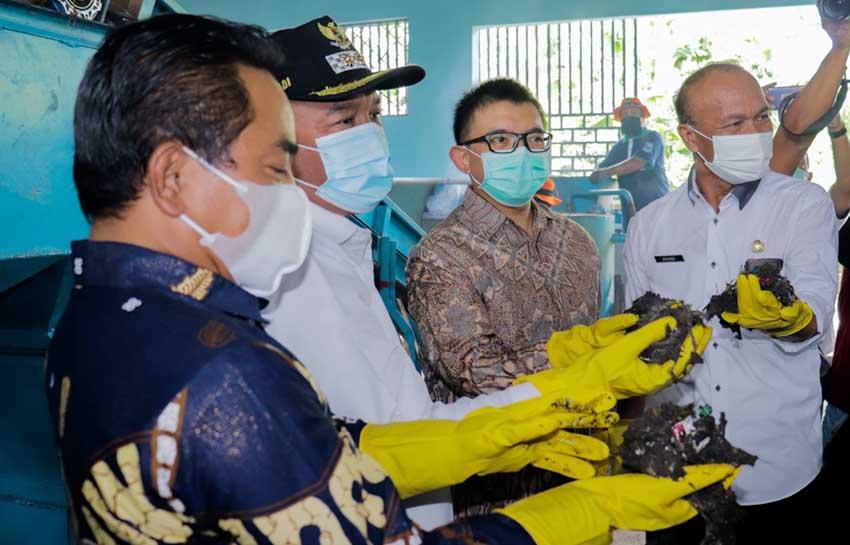 Peringati Hari Peduli Sampah Nasional, Kota Tegal Resmikan Pusat Daur Ulang Sampah