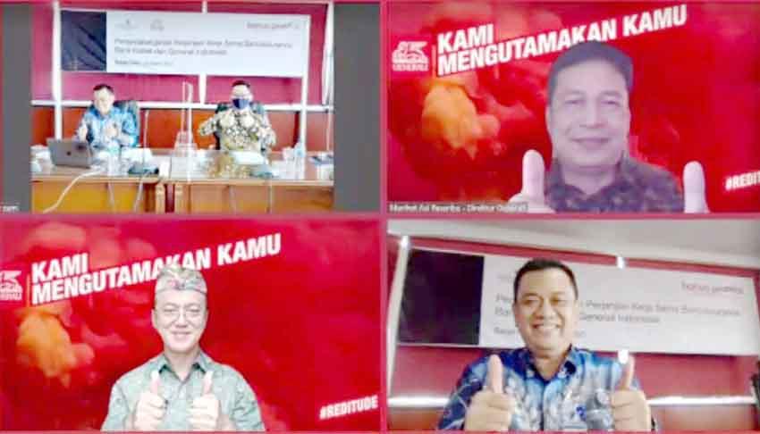 """Generali Indonesia dan Bank Kalsel Luncurkan Asuransi Jiwa """"Banua Proteksi"""""""