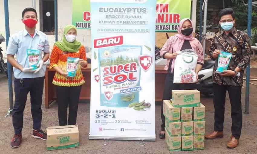 Ciptakan Rumah Bersih dan Nyaman dengan Supersol Karbol Wangi Eucalyptus