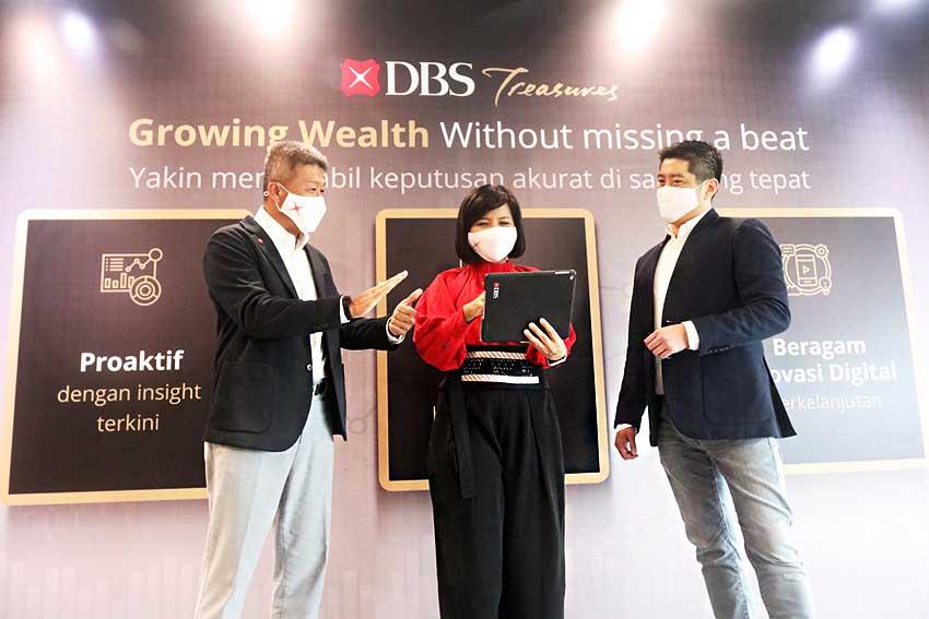 DBS Treasures Hadirkan Strategi Manajemen Kekayaan