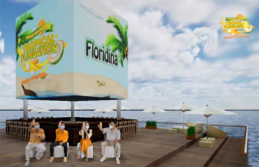 Floridina Hadirkan Kesegaran Tropis Dalam Varian Floridina Coco