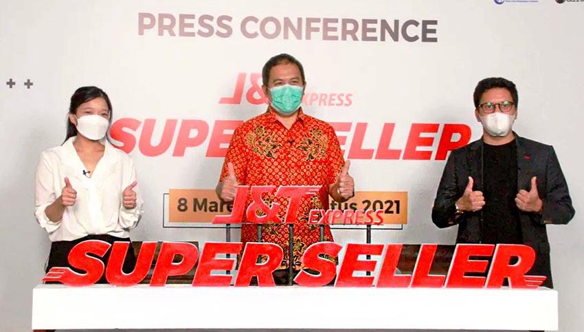 J&T Express Gelar Program Kompetisi dan Inkubator Bisnis Bagi Mahasiswa