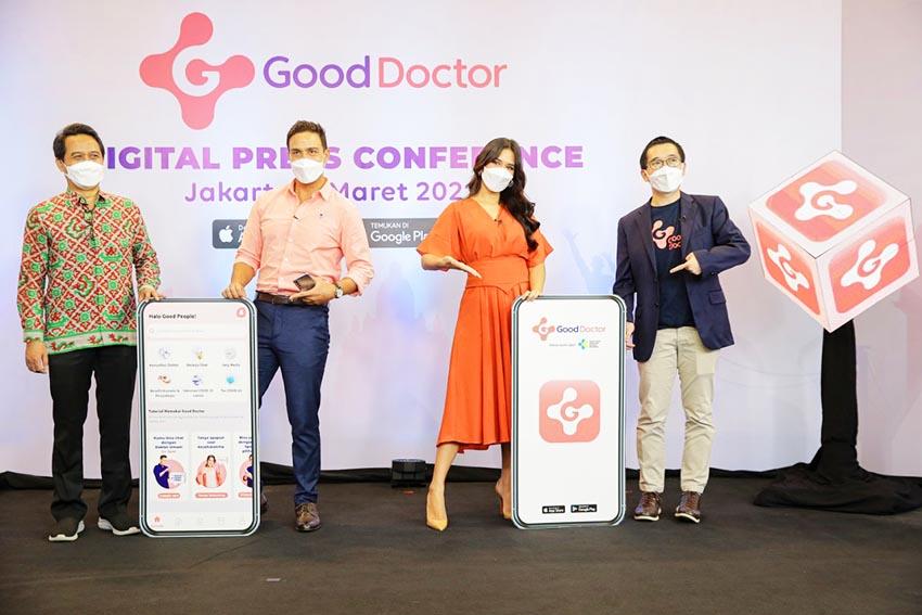 Good Doctor Permudah Akses Layanan Kesehatan untuk Keluarga