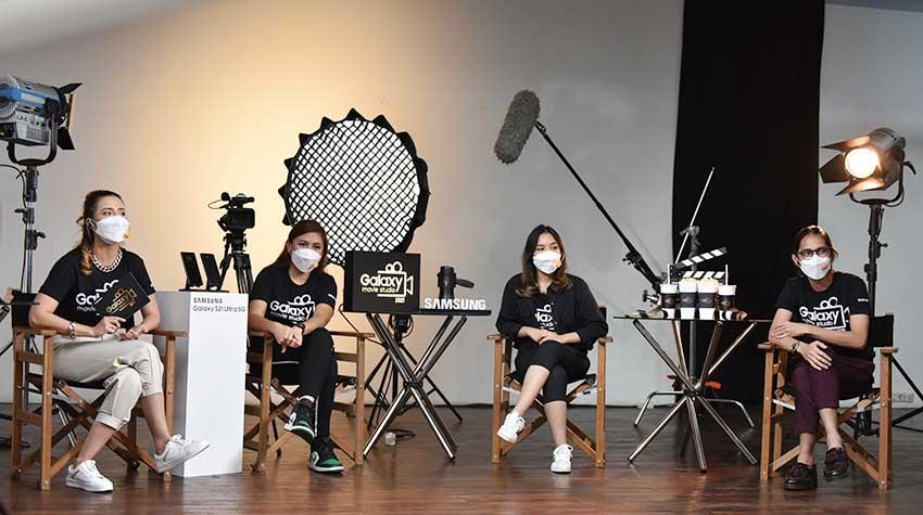 "Samsung Galaxy Movie Studio bikin Film Pendek ""The Epic Movie"""
