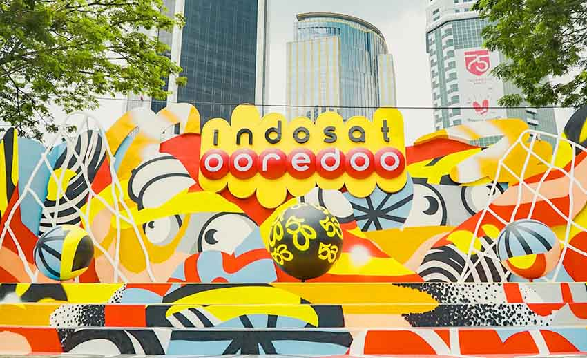 Indosat Ooredoo Raih The 6th Fastest Growing Telco Brand