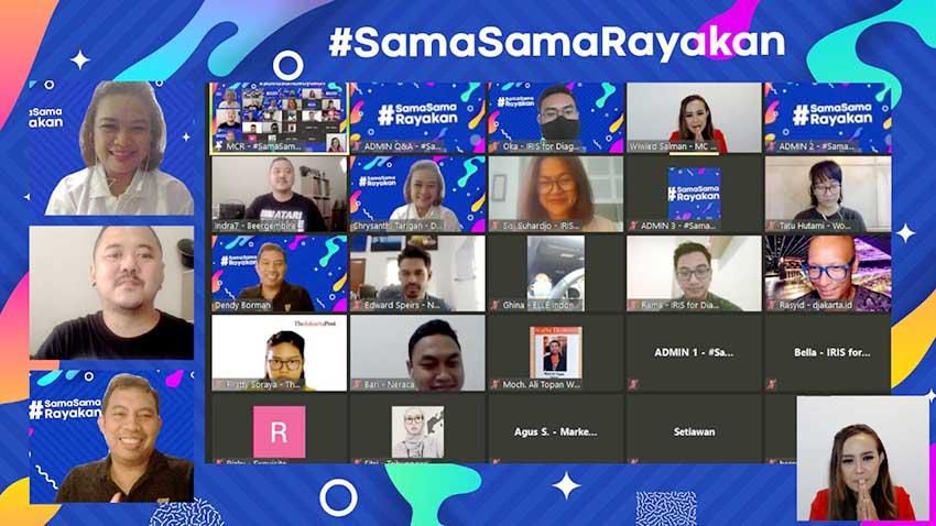 Kampanyekan #Samasamarayakan, Diageo Indonesia Tingkatkan Pemahaman tentang Konsumsi yang Bertanggungjawab