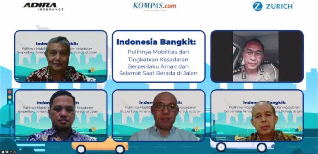 Kembali Gelar IRSA, Adira Insurance Petakan Profil Keselamatan Jalan di Indonesia