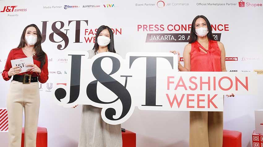 J&T Express Hadirkan J&T Fashion Week