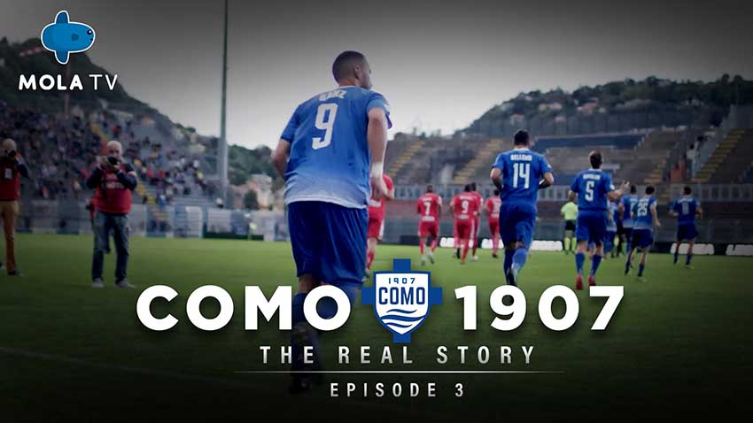 "Kisah Nyata Klub Italia Milik Djarum Group Tertuang dalam ""Como 1907: The True Story"""