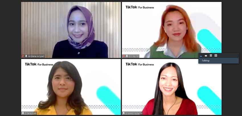 Tiga Womenpreneur ini Berhasil Tingkatkan Bisnis Lewat TikTok