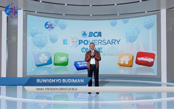 BCA Expoversary Online 2021 Catat Lebih dari 1 Juta Pengunjung