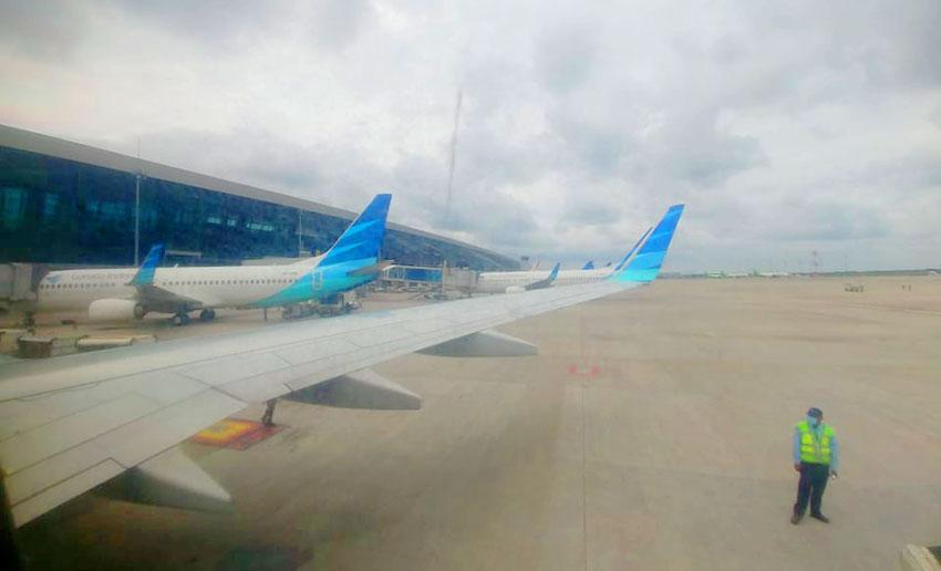 Utamakan Keselamatan Penerbangan, Sejumlah Maskapai Tanah Air Sikapi Insiden Kargo di Hongkong
