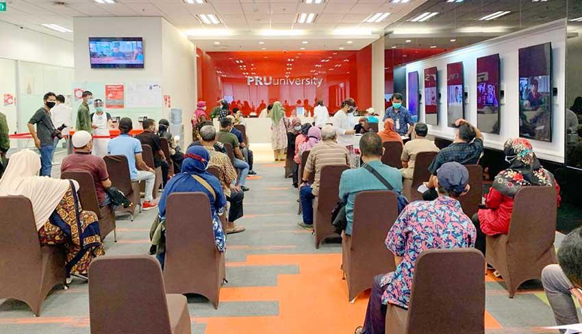 Dukung Program Vaksinasi COVID-19, Prudential Indonesia Luncurkan Sentra Vaksinasi
