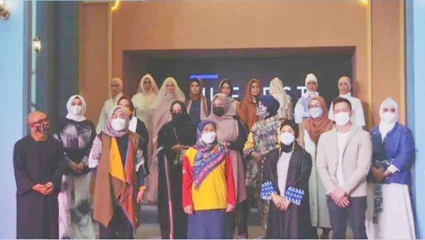 MUFFEST Bekasi Dukung UKM Fesyen Muslim